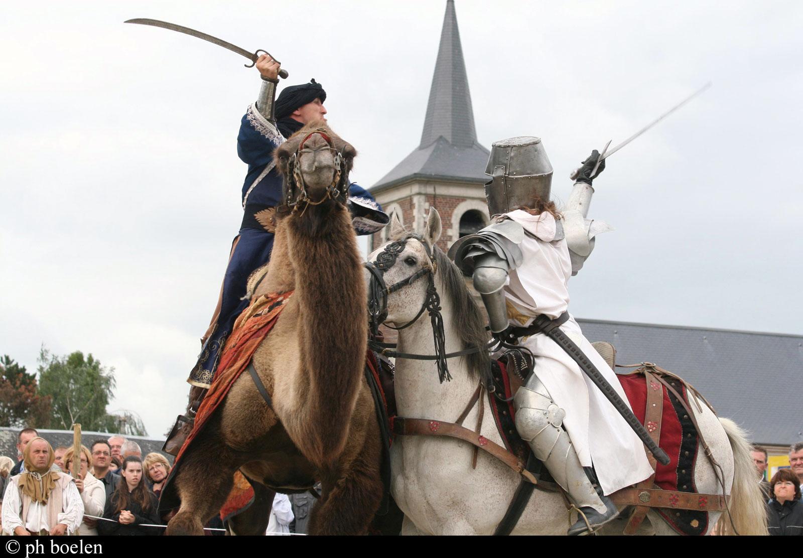 rencontre equitation Meaux