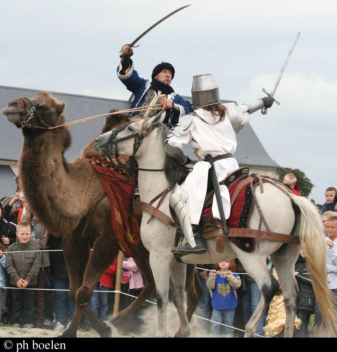 chevalier godefroy de bouillon